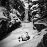 Chasm Falls Winter #1