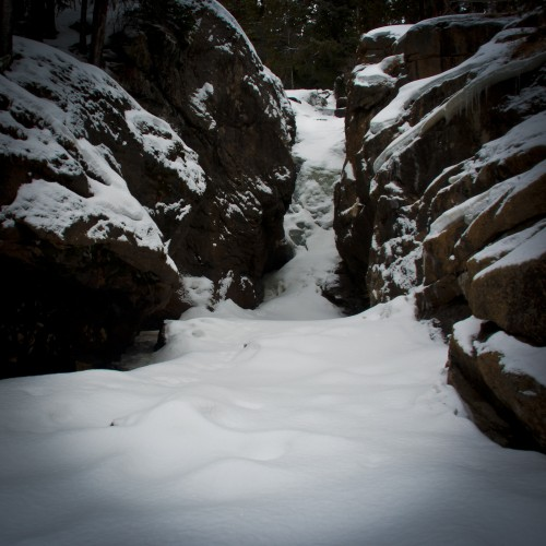 Chasm Falls Winter #6