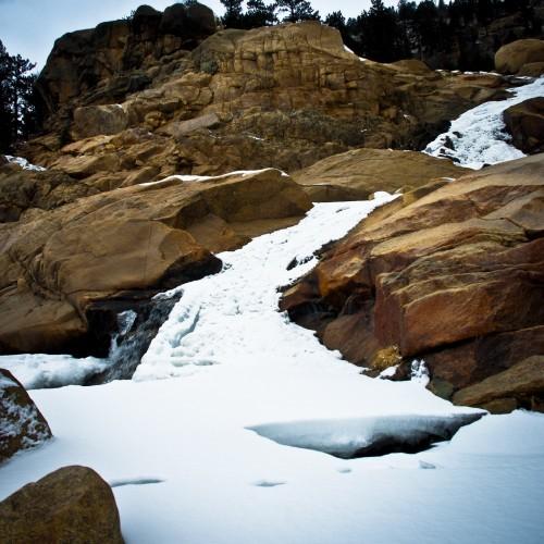 Horseshoe Falls Winter #2