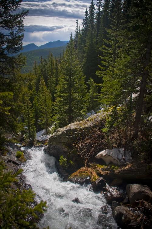 Chaos Canyon Cascades #1