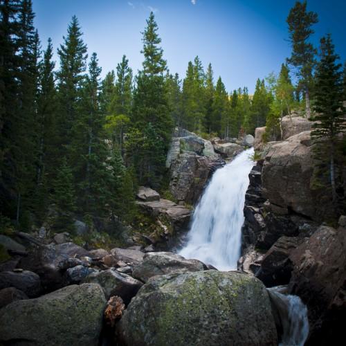 Alberta Falls Summer #1
