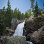 Alberta Falls Summer #2