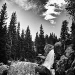 Alberta Falls Summer #3