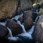 Glacier Falls Summer #1