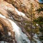 Bridal Veil Falls Winter #4