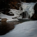 West Creek Falls Winter #1