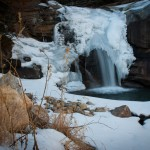 West Creek Falls Winter #3