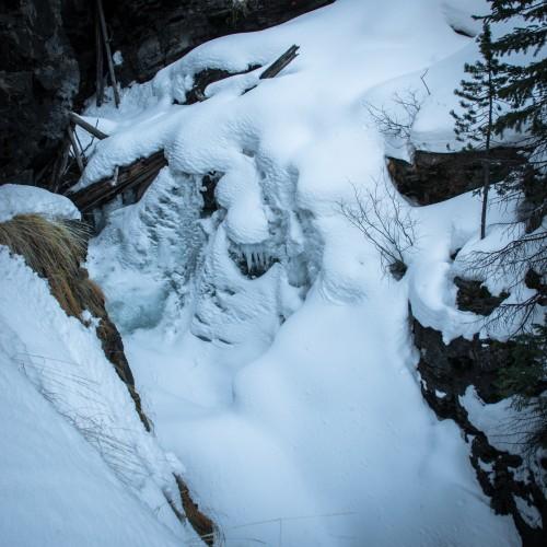 Adams Falls Winter #2